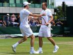 Wimbledon: Day Nine