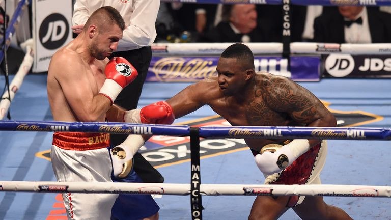 Dillian Whyte will fight Dave Allen on Sky Sports on July 30