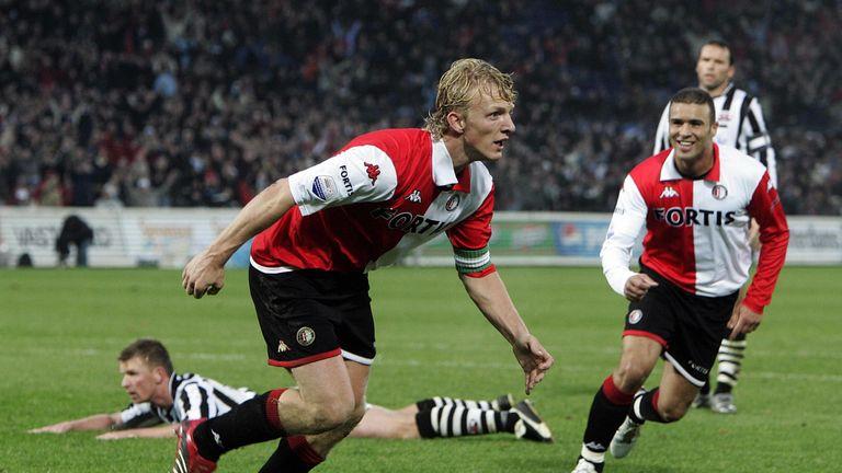 dutch eredivisie top scorers