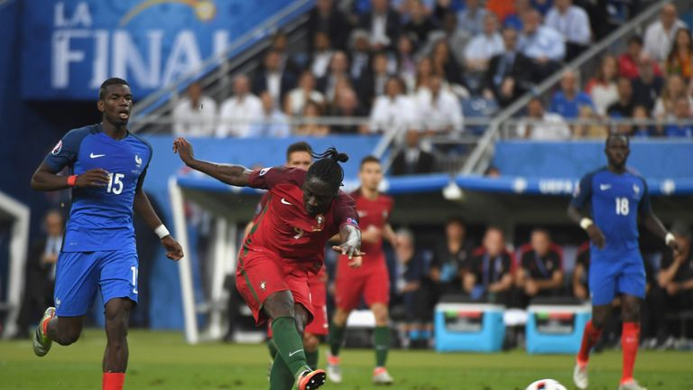 Eder scored an extra-time goal worthy of winning any major final