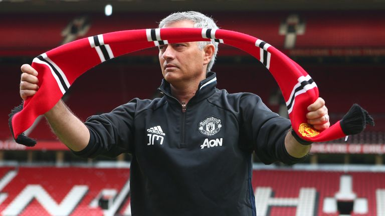 Could the new style work in Manchester United and Jose Mourinho's favour?
