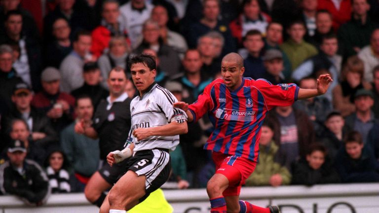 McKenzie began his career with his local club Crystal Palace, making his debut during the 1995/96 season