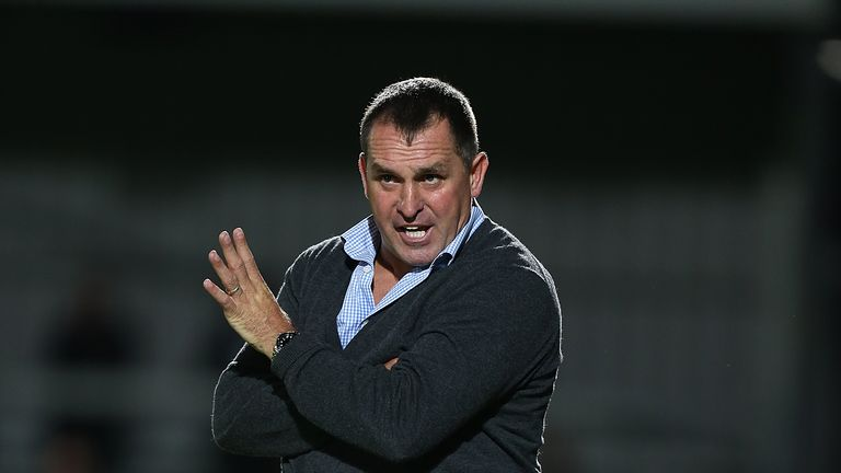 Martin Allen has left Barnet for non-league Eastleigh
