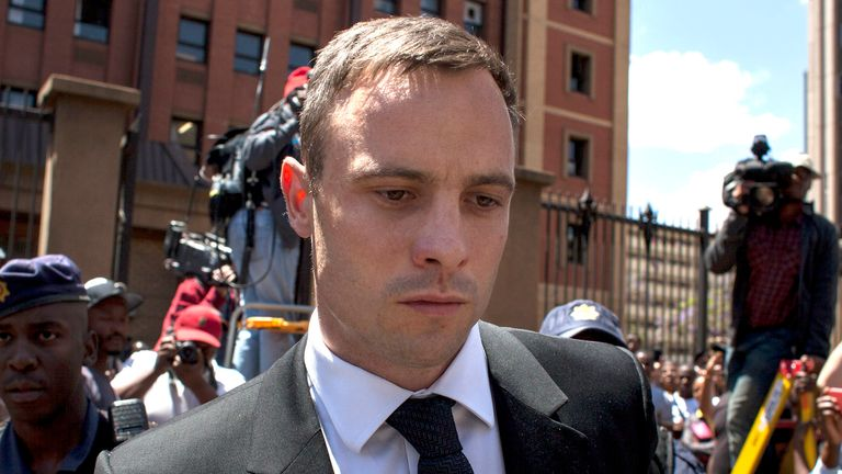 Oscar Pistorius has been injured following a prison brawl in South Africa