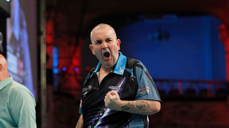 Can 16-time champion Phil Taylor challenge for another crown?