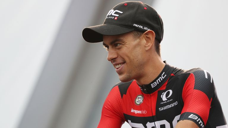 Tour de france richie porte won 39 t work with chris froome for Richie porte tour de france