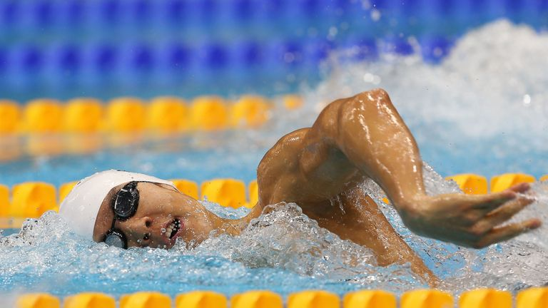 The Court of Arbitration for Sport has ruled Park Tae-hwan is eligible for Rio