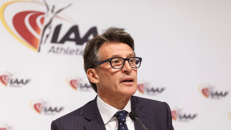 Sebastian Coe claims not to have read emails about alleged doping in Russia