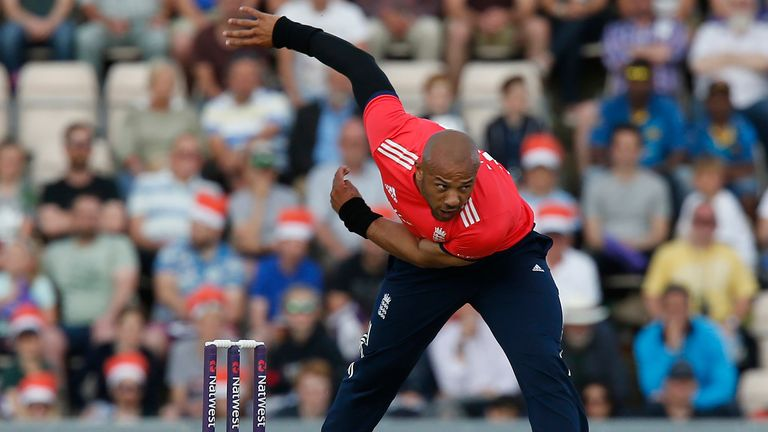 Tymal Mills impressed for England last summer