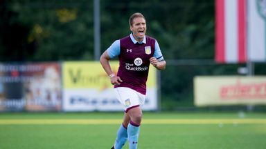 Stiliyan Petrov returned to Aston Villa during pre-season after more than four years out of the game