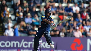 Jack Leaning helped Yorkshire into the quarter-finals
