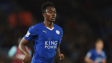 Rangers have signed Joe Dodoo from Leicester
