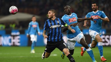Senegal defender Kalidou Koulibaly is refusing to sign a new deal at Napoli