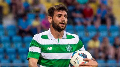 Nadir Ciftci signed for Celtic in the summer of 2015