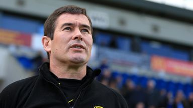 Nigel Clough is keen to offer Delaney a deal