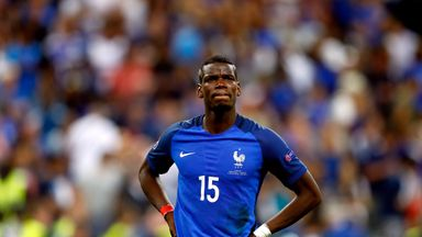 Paul Pogba is understood to have agreed personal terms with Manchester United but his agent's demands are holding the deal up
