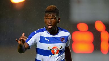 Aaron Tshibola has swapped Reading for Aston Villa