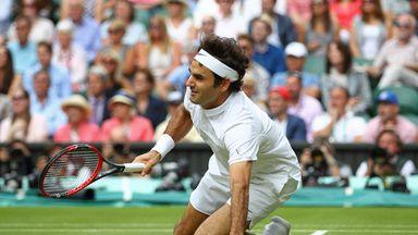 Roger Federer's injured knee will keep him out until 2017