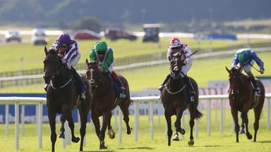 Architecture chases home Seventh Heaven in the Irish Oaks