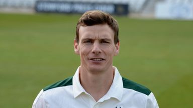 Will Gidman has signed for Kent after a successful loan period