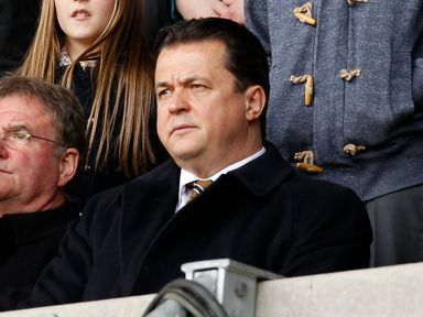 Jez Moxey is taking over as Norwich chief executive