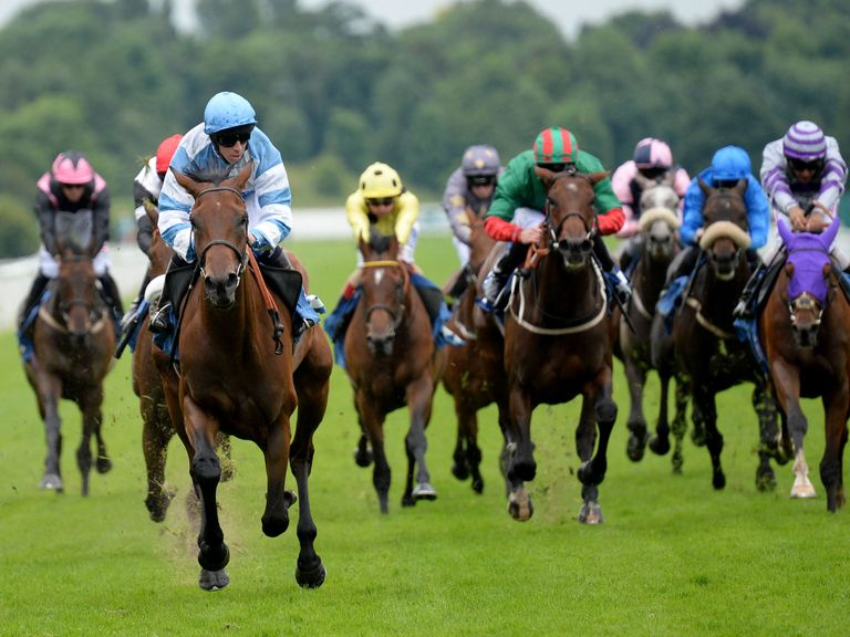 quick results horse racing