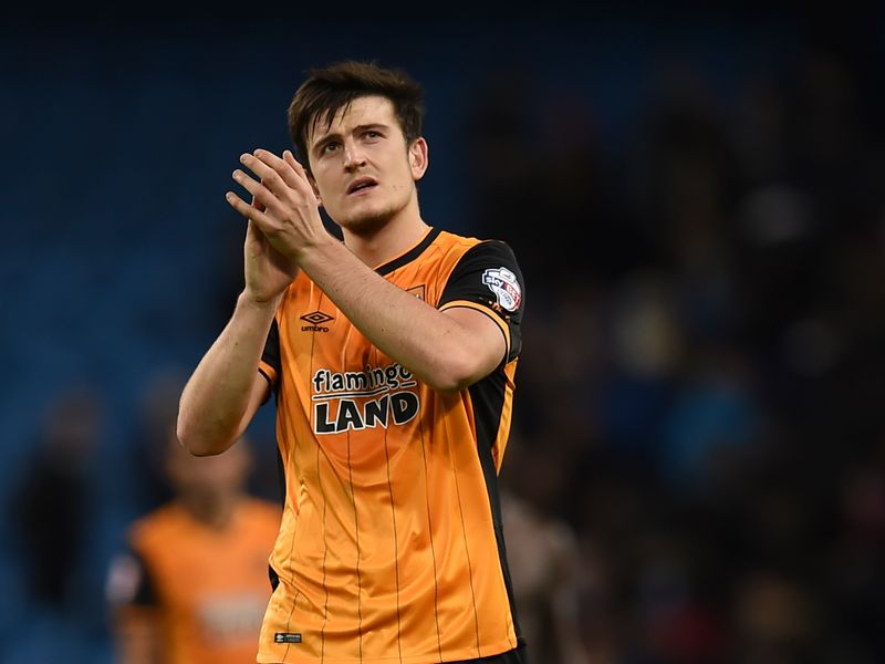 Harry Maguire - Leicester City | Player Profile | Sky ...