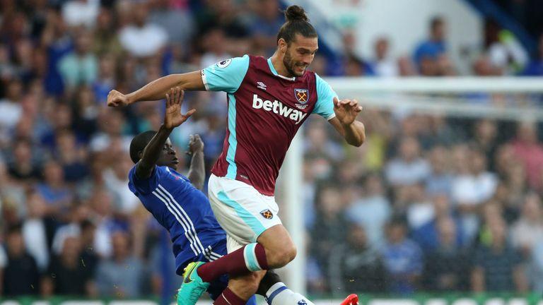 Michail Antonio nets late win for West Ham at London Stadium