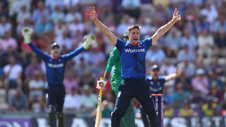 Chris Woakes reveals all about his England team-mates