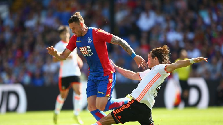 Connor Wickham scored twice in an excellent display against Valencia