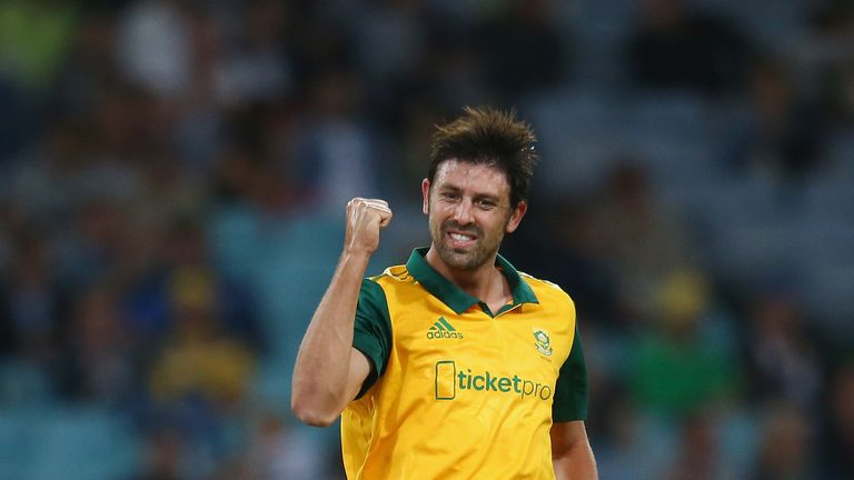 David Wiese has signed a three-year contract with South Africa