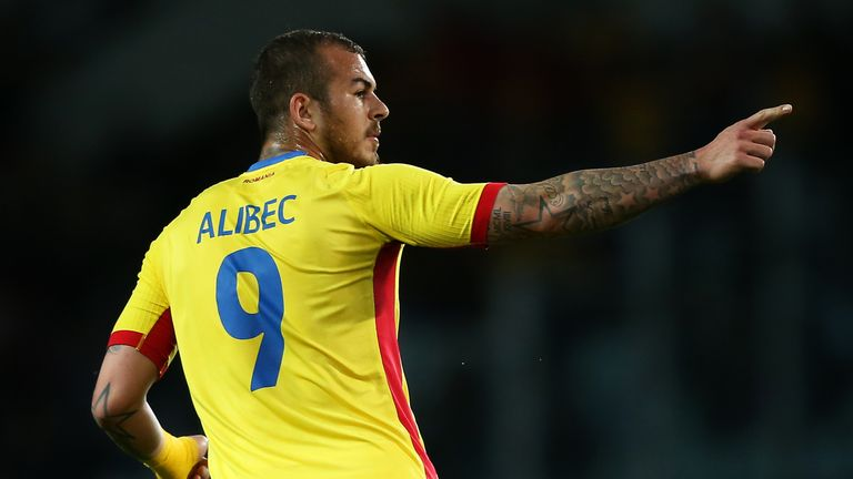 Denis Alibec scored a late equaliser for Astra to draw the first-leg tie