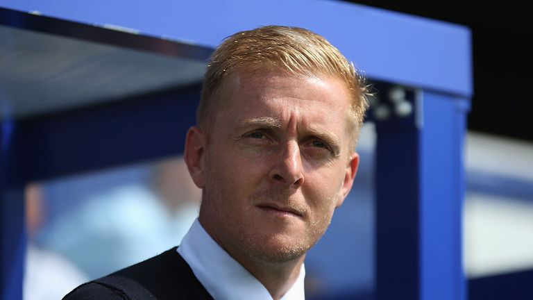 Leeds manager Garry Monk is reportedly under pressure