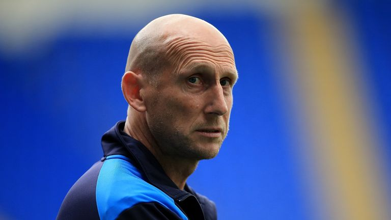 Stam was appointed on a two-year deal by Reading