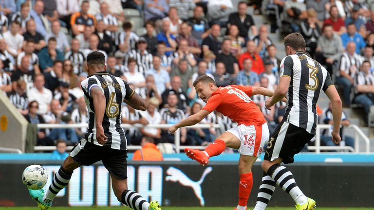 Home form has been a problem for Newcastle, with their August defeat to Huddersfield one of five losses they have had at St James' Park