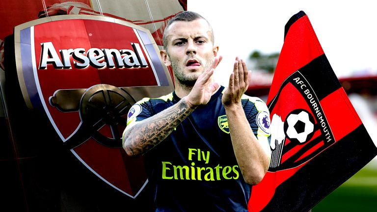 Jack Wilshere has joined Bournemouth on a loan deal from Arsenal