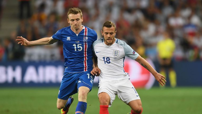 Wilshere has long been England's great hope in the centre of midfield
