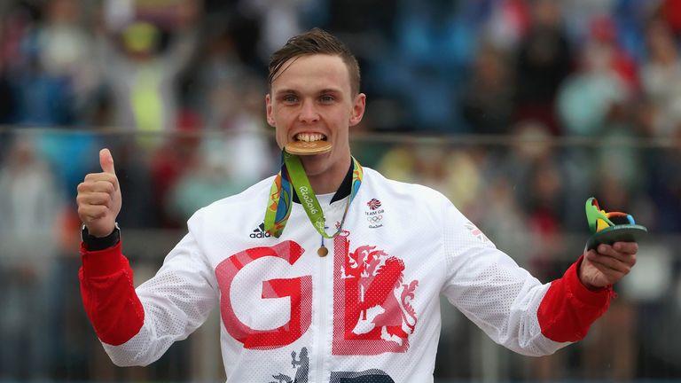 Canoe: Clarke revels in British weather in Rio slalom