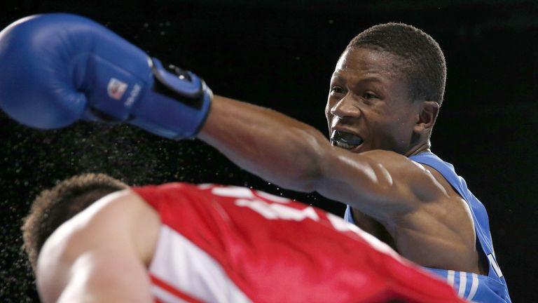 A Second Olympic Boxer Has Been Arrested on Sexual-Assault Charges