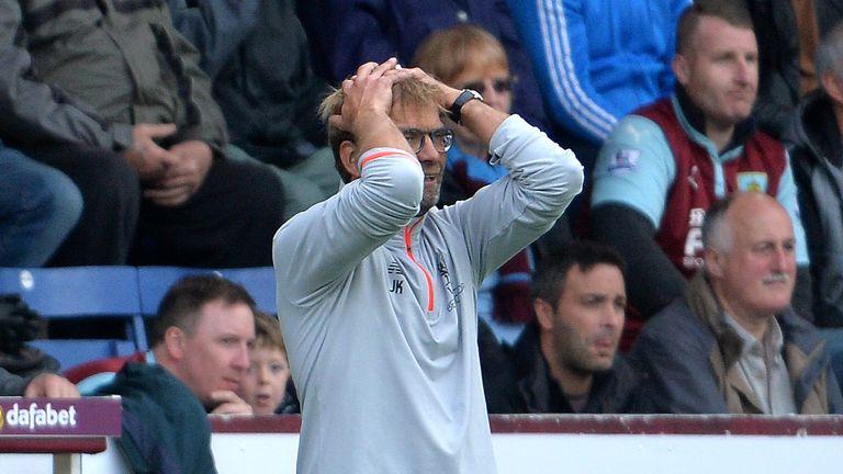 HLV cua Liverpool Jurgen Klopp se khong hoang so mua sau khi that bai Burnley