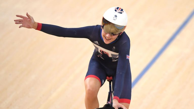 Trott is almost certain to ride the omnium in Tokyo