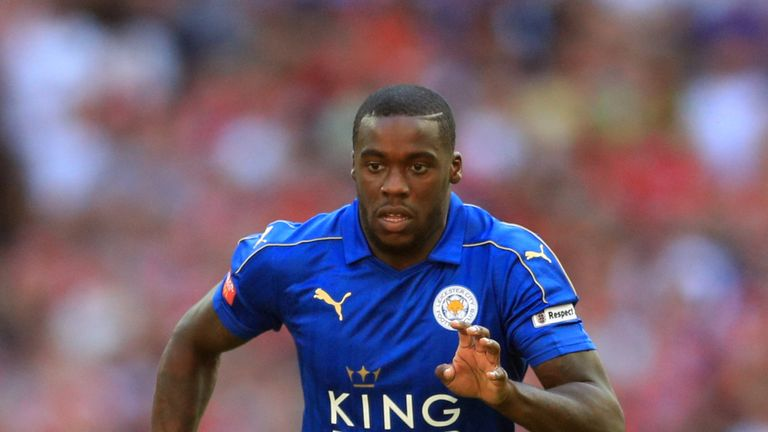 Sky sources understand Crystal Palace's £9m bid for Leicester's Jeffrey Schlupp has been rejected