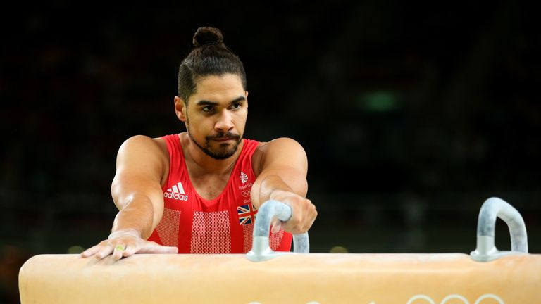 Smith won silver at the Rio Olympics
