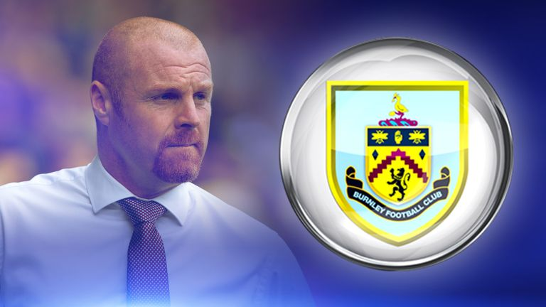 Sean Dyche's Burnley have one of the best home records in the Premier League
