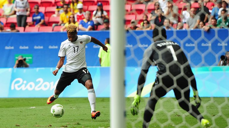 Serge Gnabry has enjoyed a dramatic turnaround in fortunes in Germany