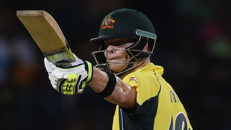 Steve Smith's Australia are the No 1 one-day side in the world