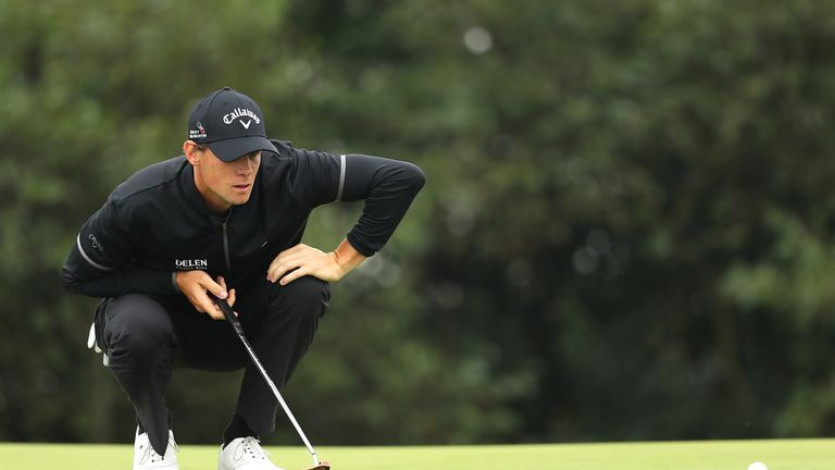 Russell Knox 'gutted' after missing out on European Ryder Cup spot