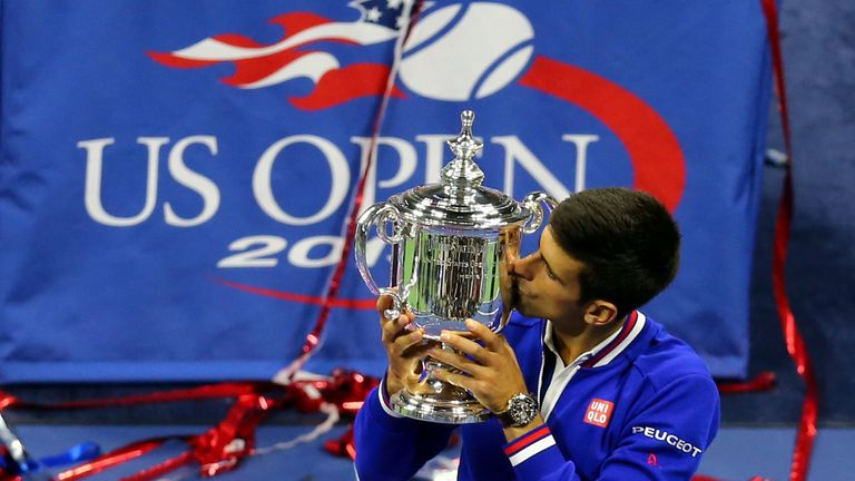 Novak Djokovic will start the defence of his US Open title against Jerzy Janowicz