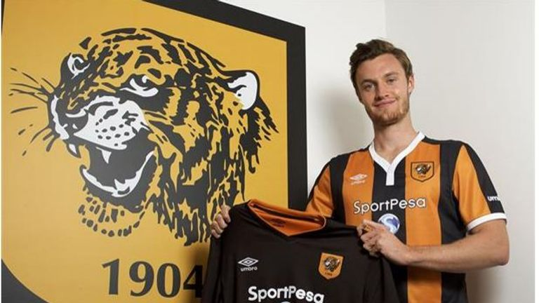 Will Keane signed for Hull City