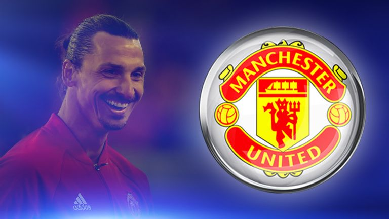 Zlatan Ibrahimovic has shown his goal power for Manchester United this season